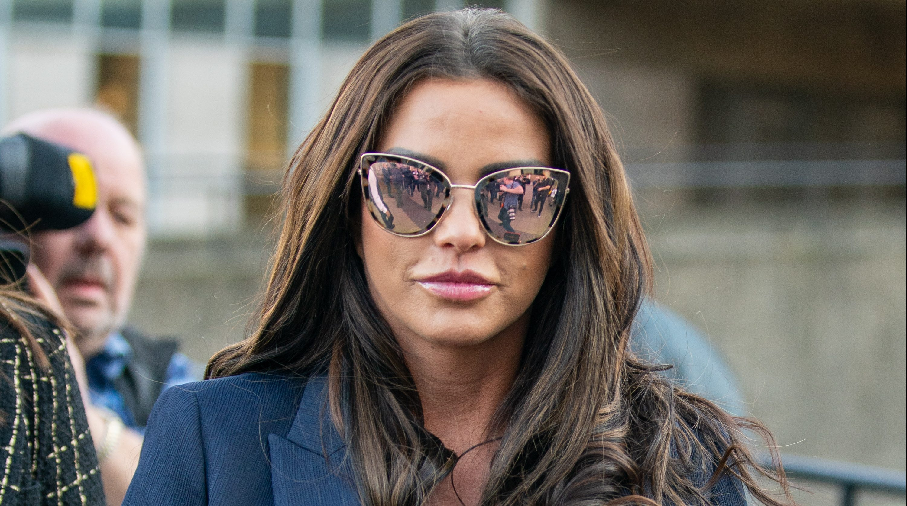 Katie Price vows to stay single 'until she meets someone worth it'