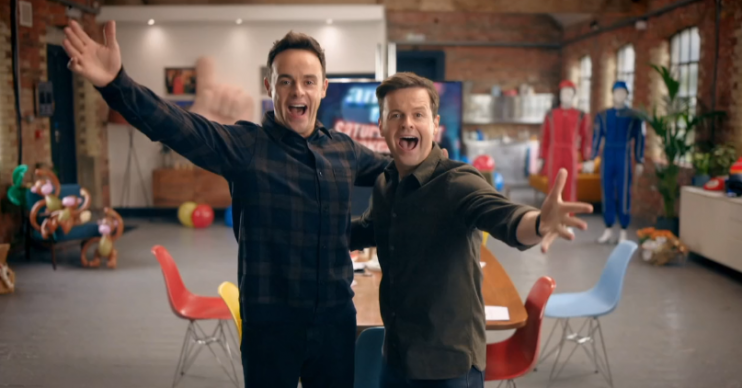 Ant and Dec in first promo for Saturday Night Takeaway