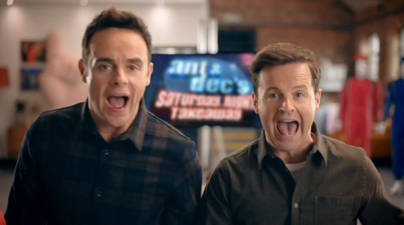 ITV announces start date for new series of Ant and Dec's Saturday Night Takeaway
