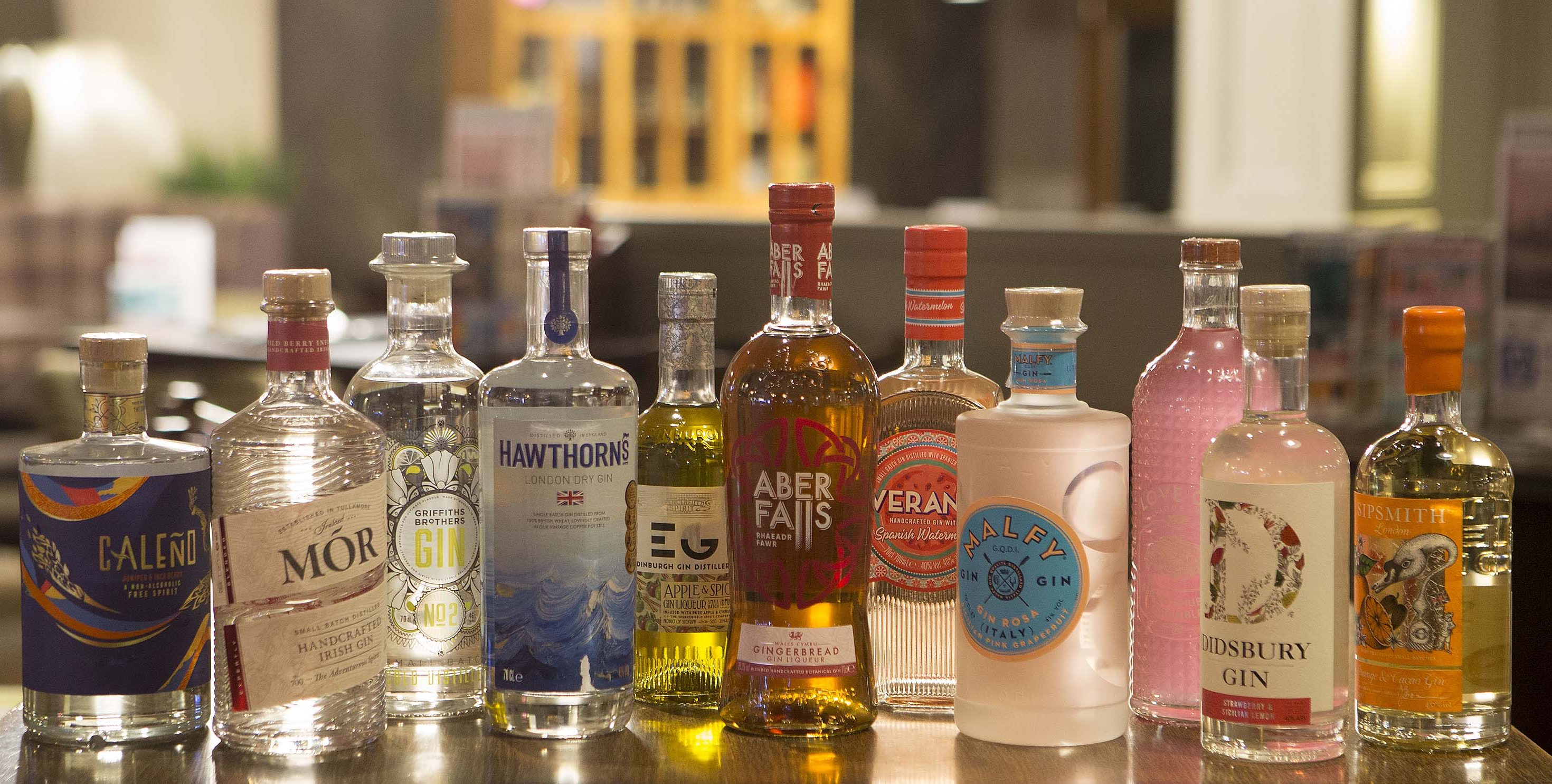 Wetherspoons is hosting a 17-day nationwide gin festival this February