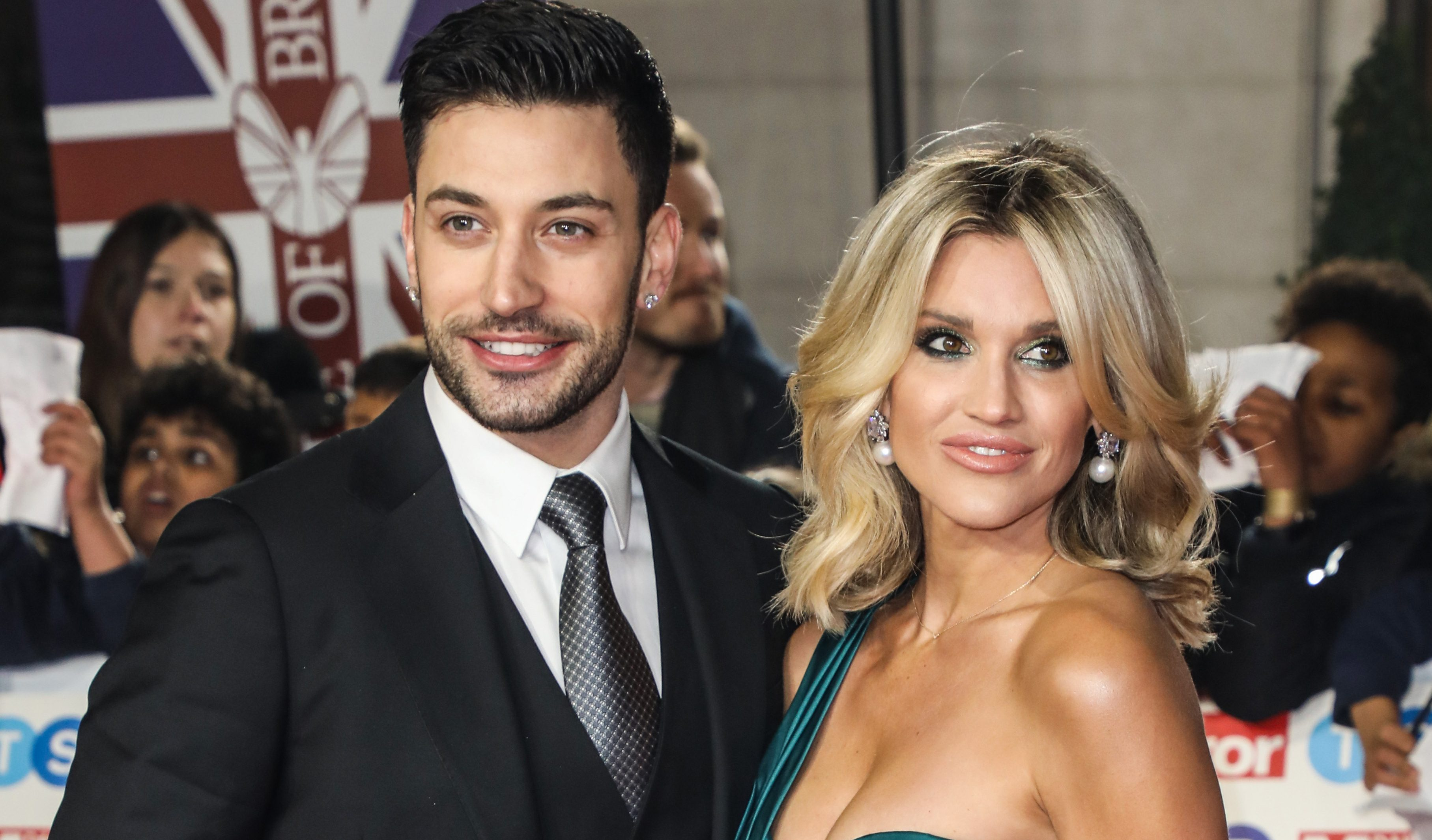 Strictly's Giovanni Pernice 'takes swipe at ex Ashley Roberts' after shock split