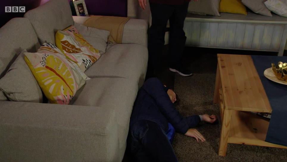 EastEnders fans horror as Bobby 'kills' Denny