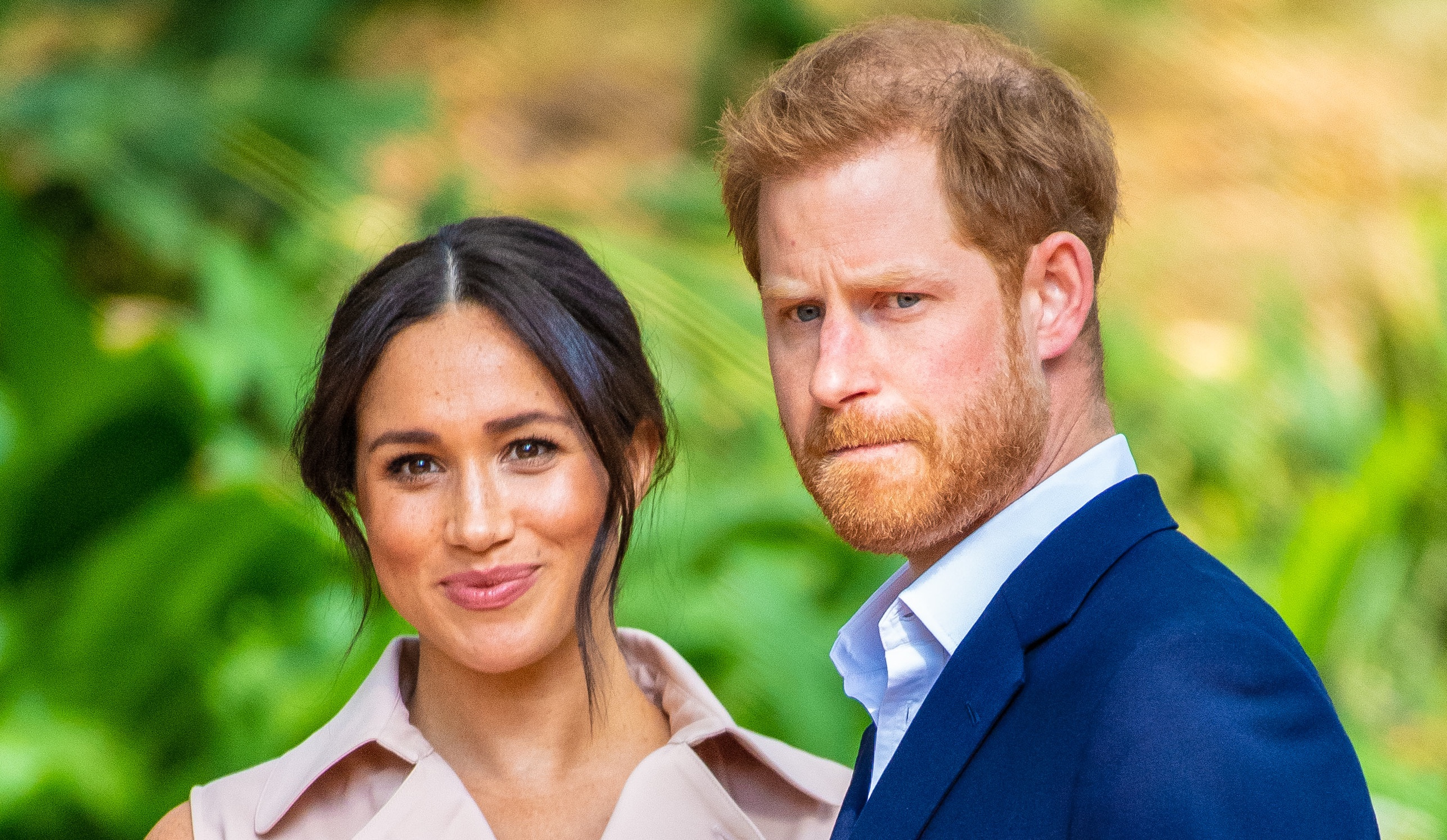 Meghan and Harry 'furious her dad Thomas Markle has dragged her mum Doria into feud'