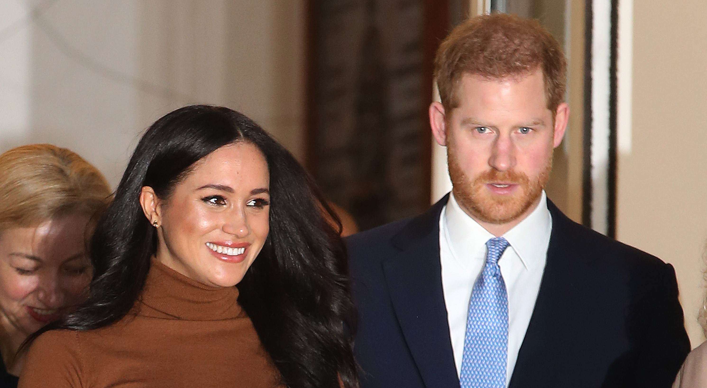 Meghan and Harry 'searching for LA home for the summer' after stepping back from royals
