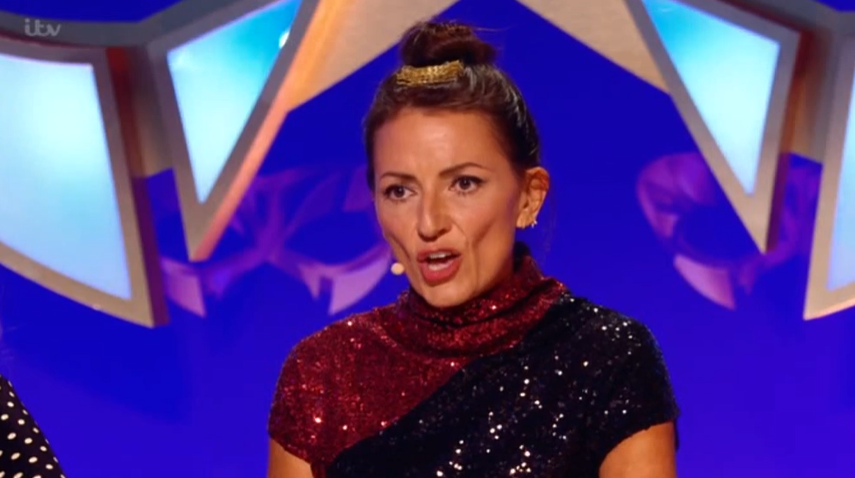 The Masked Singer fans baffled by Davina McCall's hair
