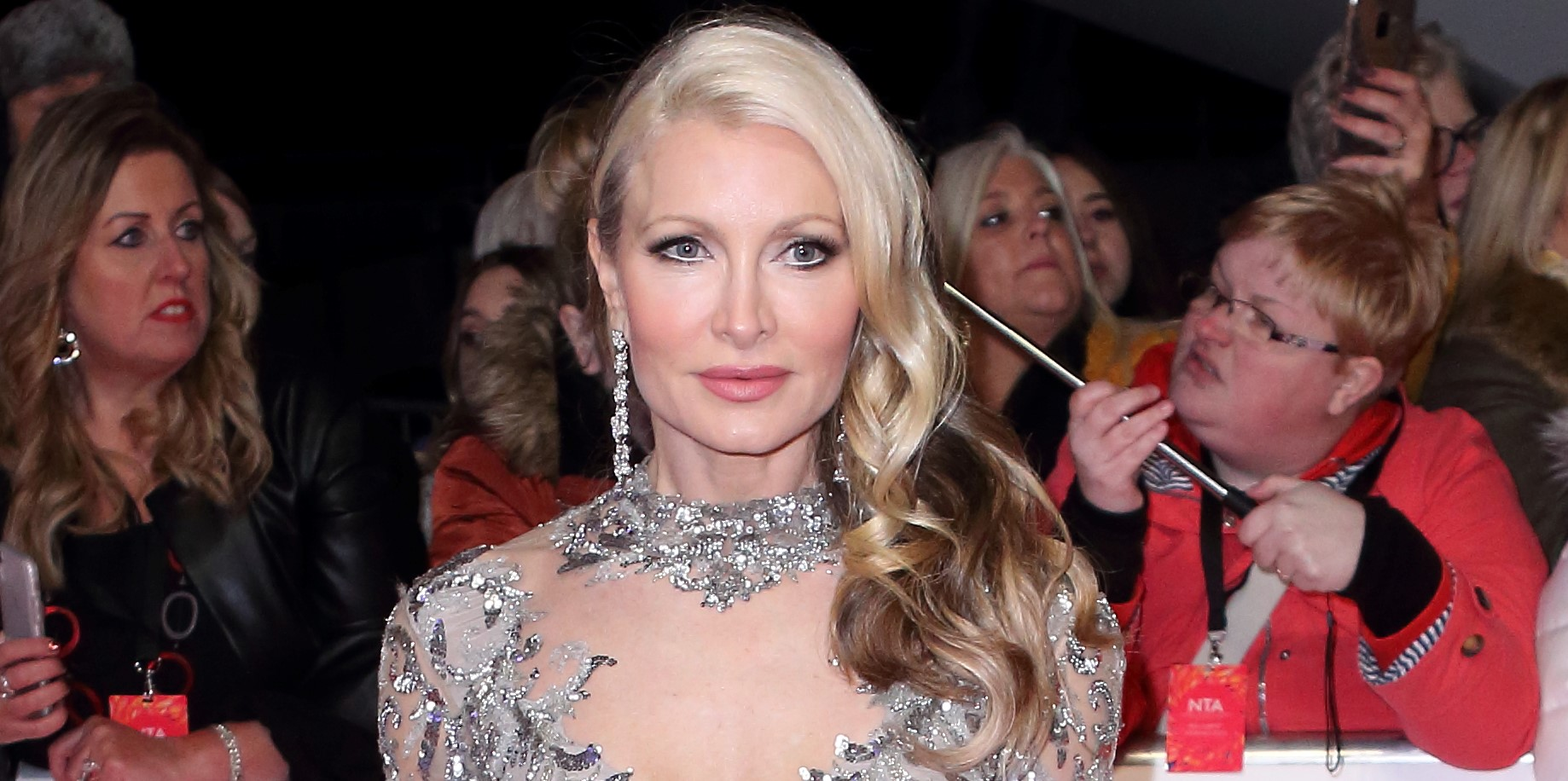 Caprice Bourret breaks silence on 'hard few months' as she quits Dancing On Ice
