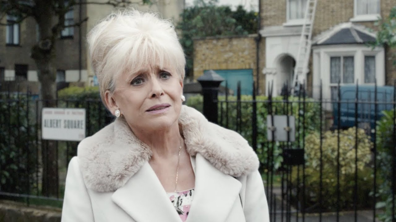 EastEnders Barbara Windsor Alzheimer's