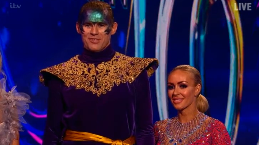 Dancing On Ice fans divided as Kevin and Brianne are eliminated