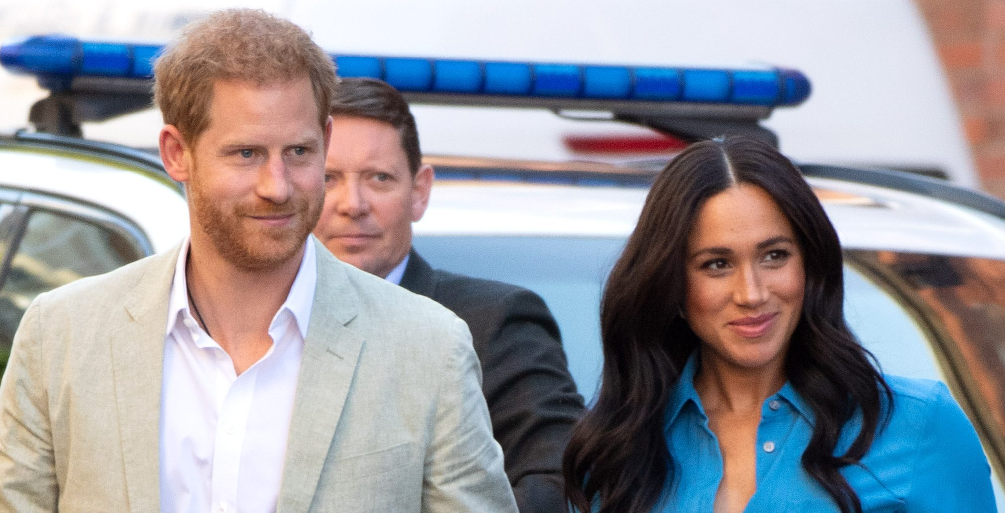 Harry and Meghan 'considering six-figure sum to appear in TV advert'
