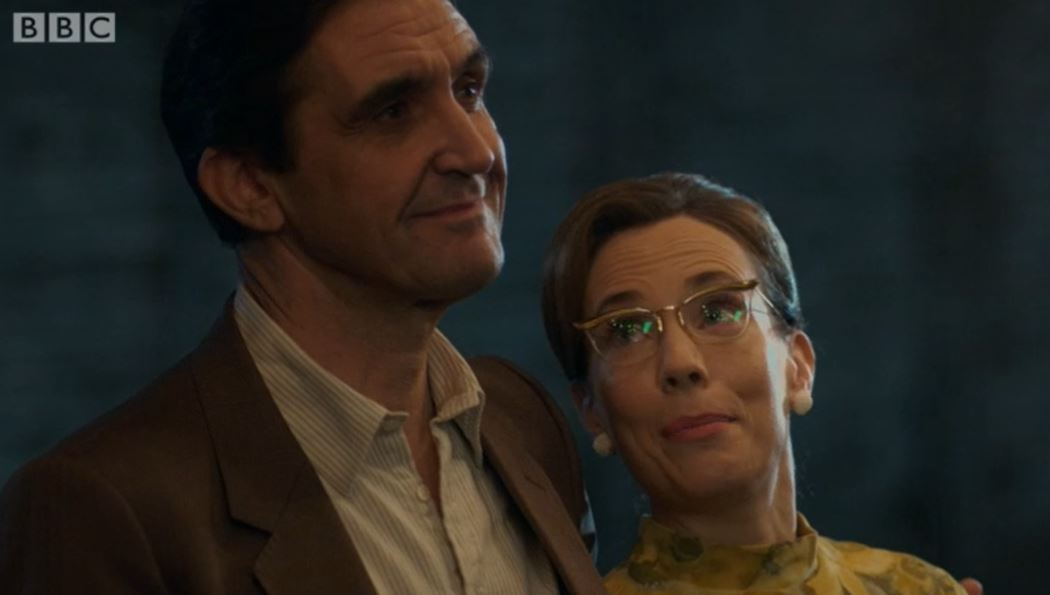 Call the Midwife: Viewers reduced to tears after 'beautiful' moment between Dr Patrick Turner and Shelagh Turner