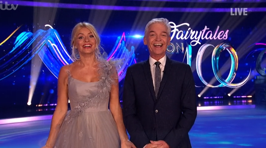 Dancing On Ice stars to 'pay tribute to Phillip Schofield' during tonight's show