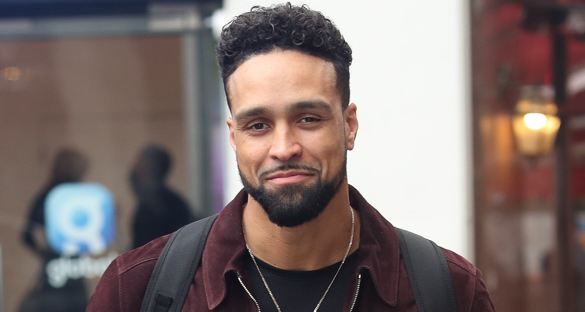 Ashley Banjo S Wfie Gives Birth To Second Baby Entertainment Daily