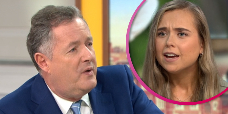 Piers Morgan furiously slams GMB guest who wants the word 'pet' BANNED