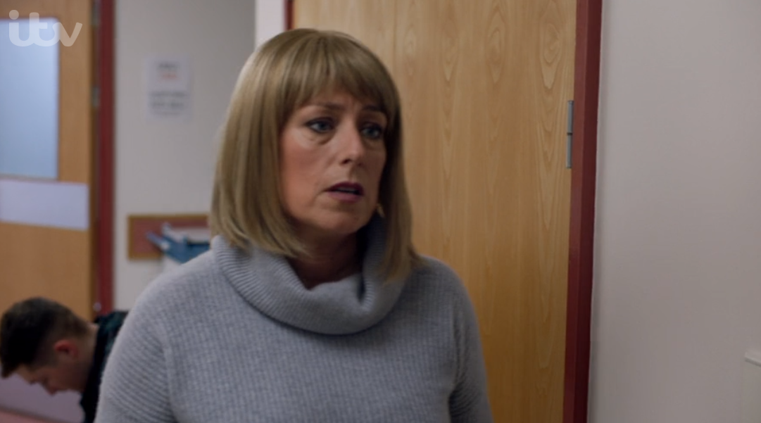 Jenny in Cold Feet