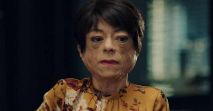 Clarissa in Silent Witness
