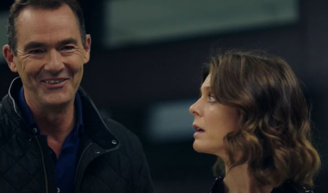 Thomas and Nikki in Silent Witness