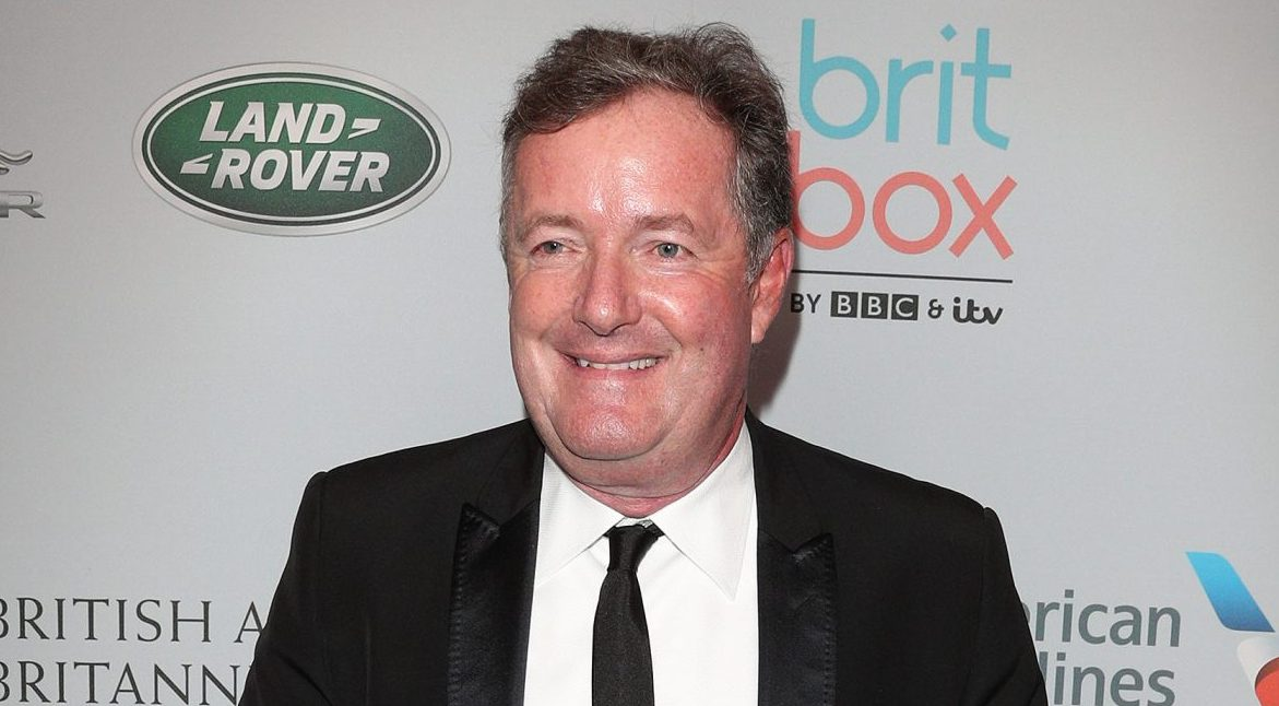 Piers Morgan's son rushed to hospital after suffering a gruesome injury