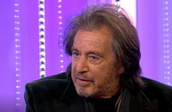 Al Pacino on The One Show