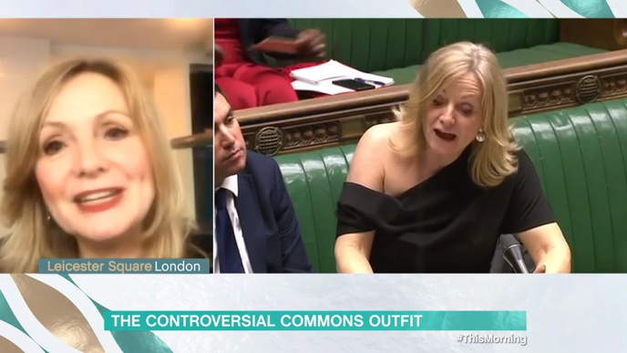Tracy Brabin on This Morning