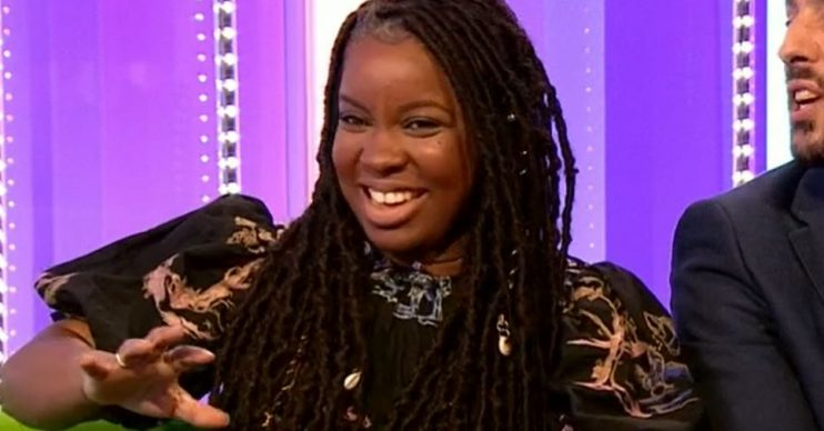 Shyko Amos on The One Show