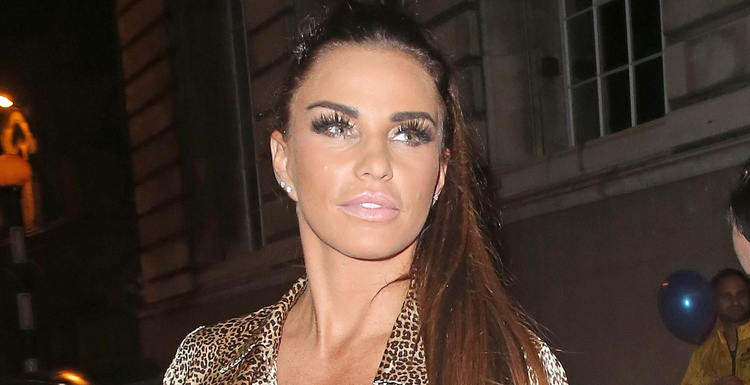 Katie Price denies she was 'partying in Amsterdam after cancelling event due to illness'