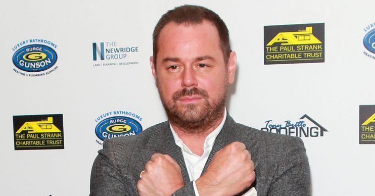 Paul Strank Roofing Charity Gala, Arrivals, BANK OF ENGLAND CLUB, ROEHAMPTON, LONDON, SW15 5JQ Pictured: Danny Dyer Ref: SPL5117235 210919 NON-EXCLUSIVE Picture by: Grant Buchanan / SplashNews.com Splash News and Pictures Los Angeles: 310-821-2666 New York: 212-619-2666 London: +44 (0)20 7644 7656 Berlin: +49 175 3764 166 photodesk@splashnews.com World Rights