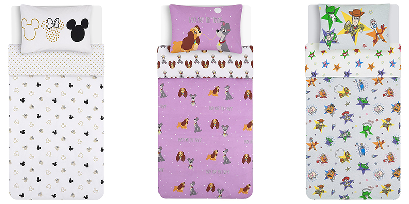 Asda releases £15 Disney bedding sets for kids and they are adorable