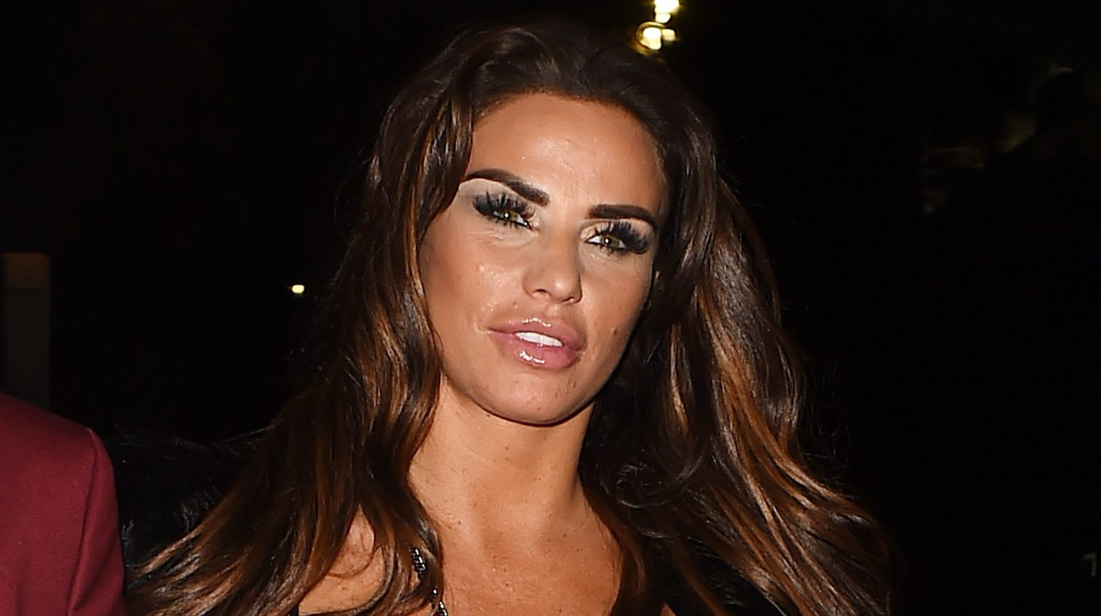 Katie Price's favourite Dreamboy Lotan Carter pulls out all the stops at BushAID charity event