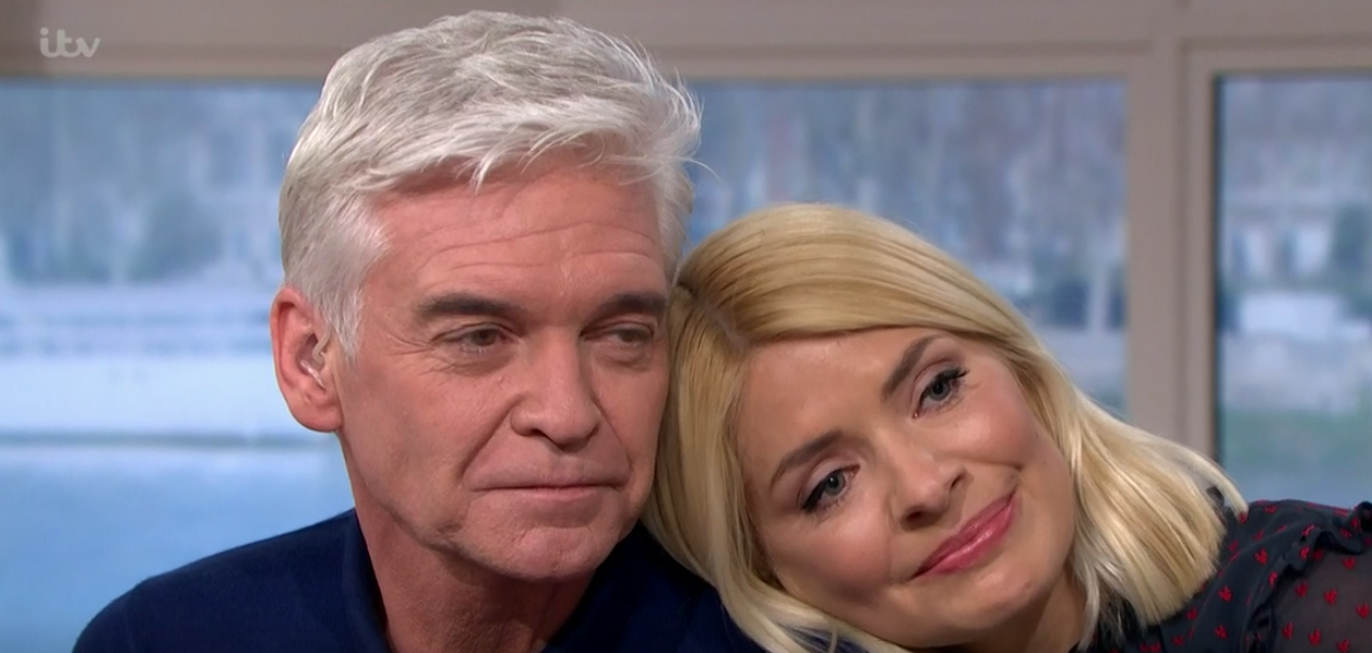Phillip Schofield's This Morning interview with Holly Willoughby in full as he reveals he's gay