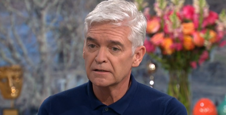 Phillip Schofield's mother-in-law gives him 'total' support after he reveals he's gay