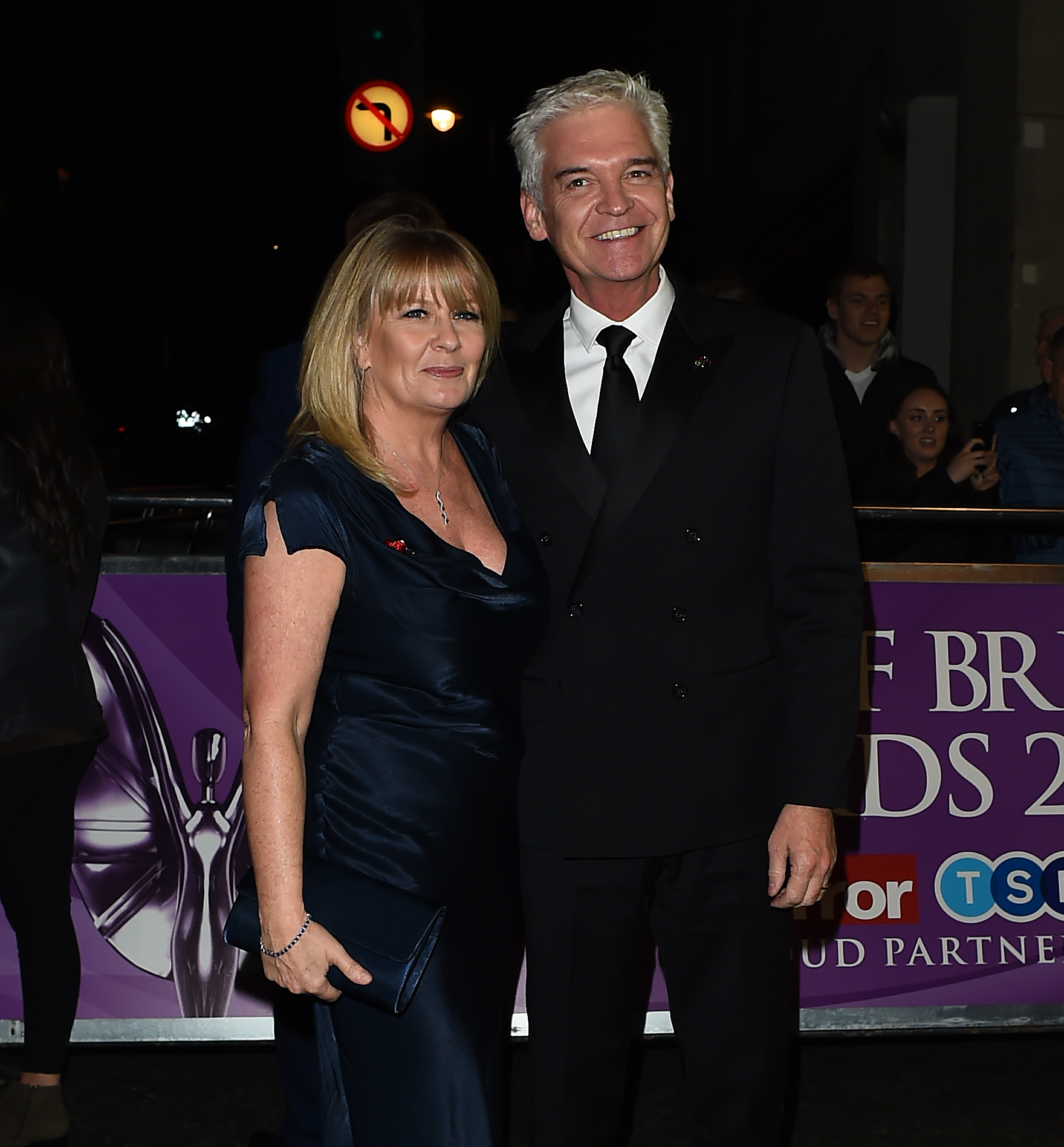 Celebrities arrive at the Pride of Britain Awards 2017 Pictured: Phillip Schofield and wife Stephanie,Holly Willoughby Lauren Pope Chloe Sims Alesha Dixon Myleen Klass Amanda Holden HRH Prince William Binky Felstead Phillip Schofield wife Stephanie Duncan Bannatyne Loose Women Guest Katherine Kelly Tracey Jefford Jamie Vardy Louis Walsh Brian Conley Alexandra Burke Gorka Marquez Sarah Richards Aston Merrygold Jeremy Corbyn Brook Vincent Jane Danson Brooke Vincent Peter Jones Oti Mabuse Jonnie Peacock Karen Clifton Simon Rmmer Simon Rimmer Ref: SPL1611673 301017 NON-EXCLUSIVE Picture by: SplashNews.com Splash News and Pictures Los Angeles: 310-821-2666 New York: 212-619-2666 London: +44 (0)20 7644 7656 Berlin: +49 175 3764 166 photodesk@splashnews.com World Rights
