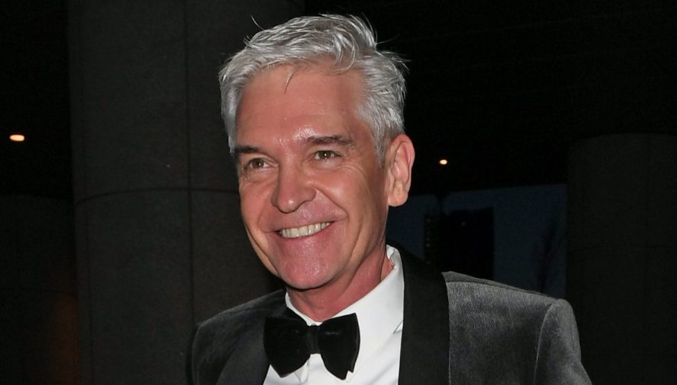 Phillip Schofield thanks fans for their support after revealing he is gay