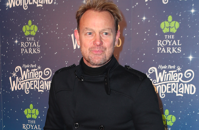 Neighbours fans beg Jason Donovan to return to soap after he's pictured on set