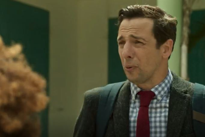 Ralf Little as Neville Parker in Death in Paradise
