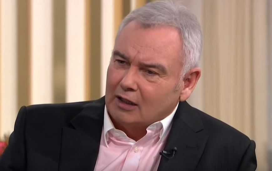 This Morning's Eamonn Holmes hits back at viewers in tribute to Phillip Schofield