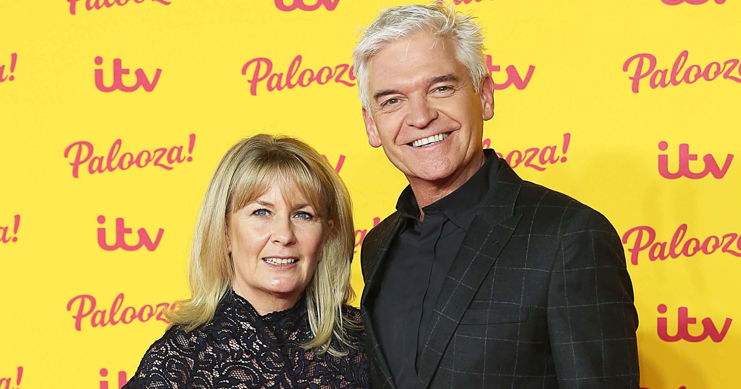 Phillip Schofield's wife Stephanie 'left absolutely shattered by his coming out'