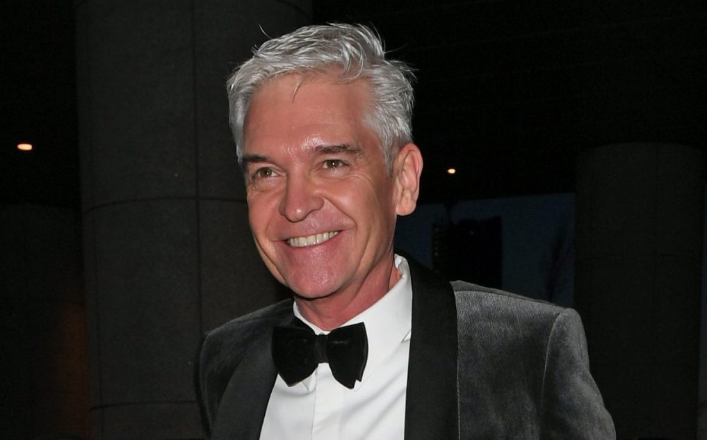 Phillip Schofield's daughter Molly breaks silence to reveal pride at her dad coming out