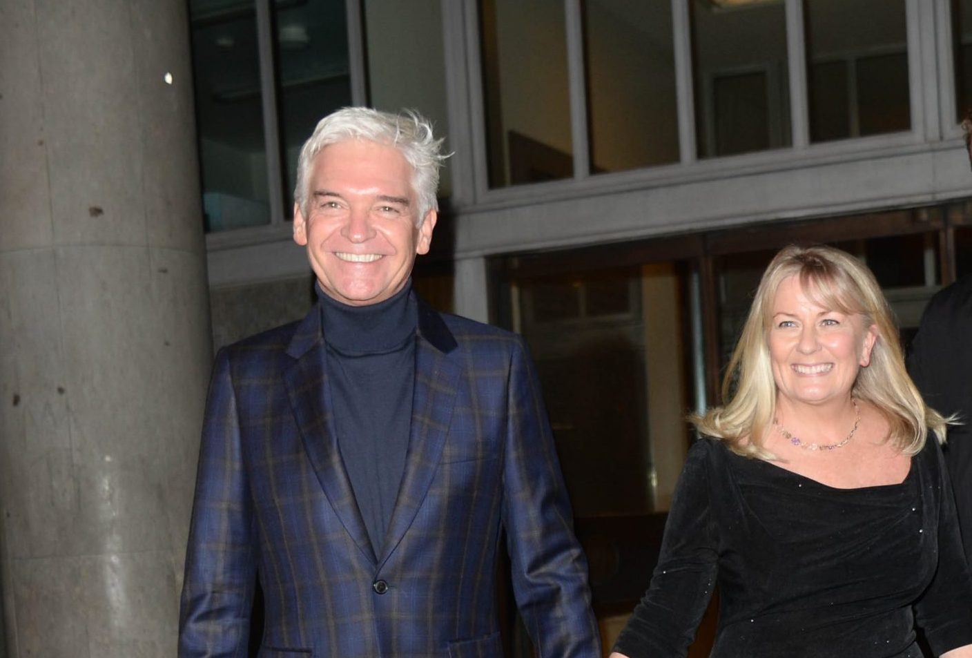 Phillip Schofield's wife Stephanie Lowe breaks her silence days after he reveals he is gay