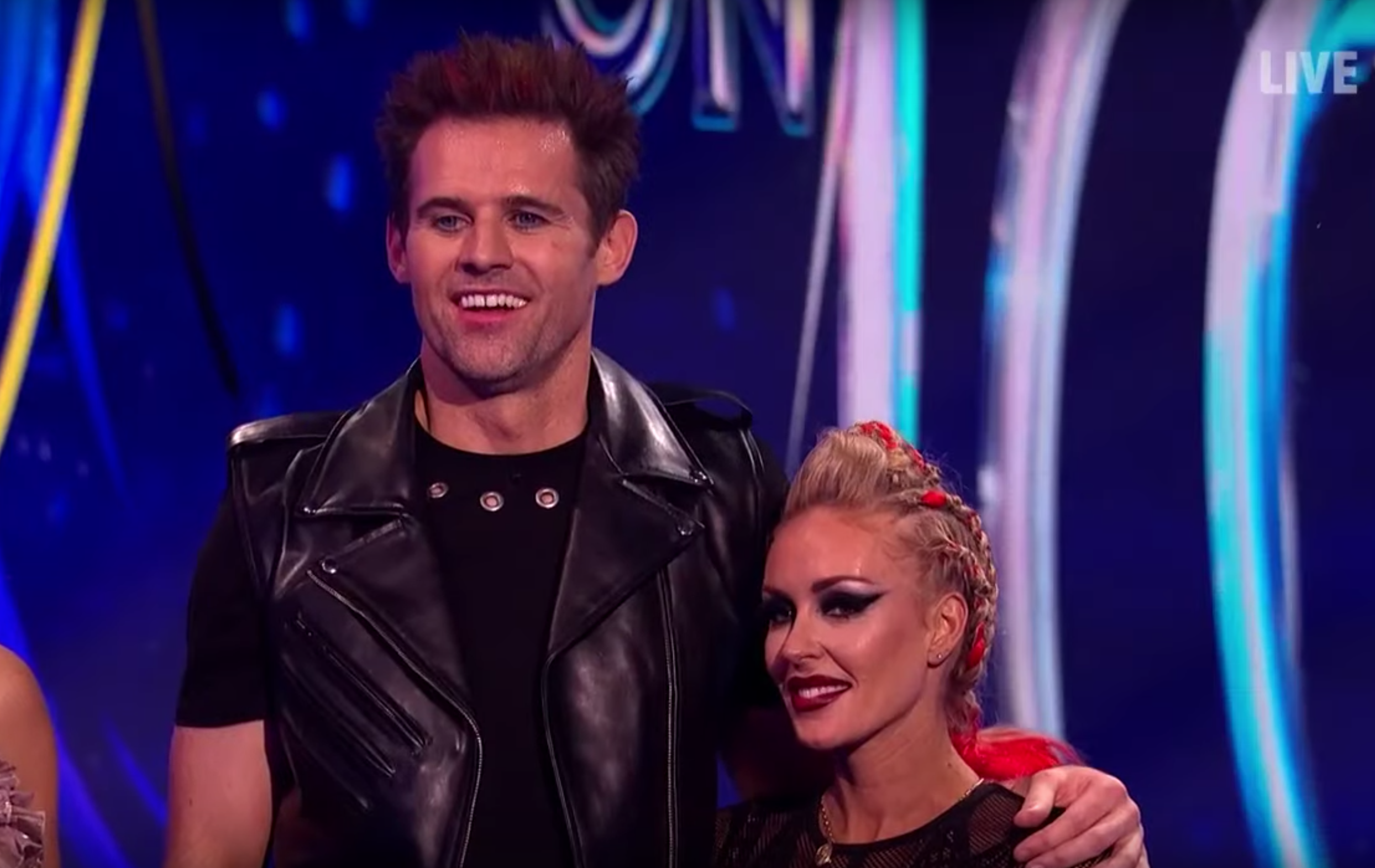 Dancing On Ice star Brianne Delacourt's daughter already calls Kevin Kilbane 'Dad'