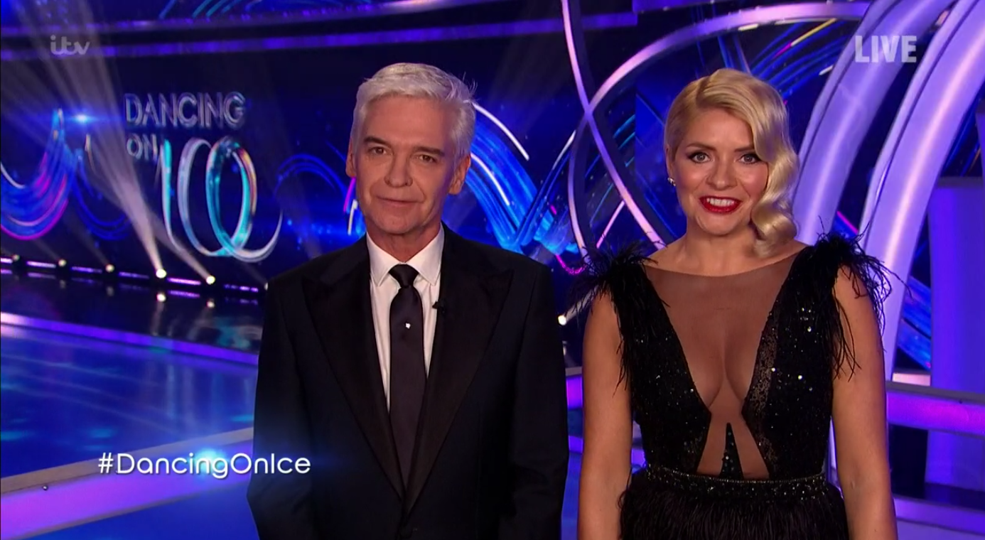 Dancing On Ice: Mixed reaction as Ashley Banjo pays tribute to Phillip Schofield