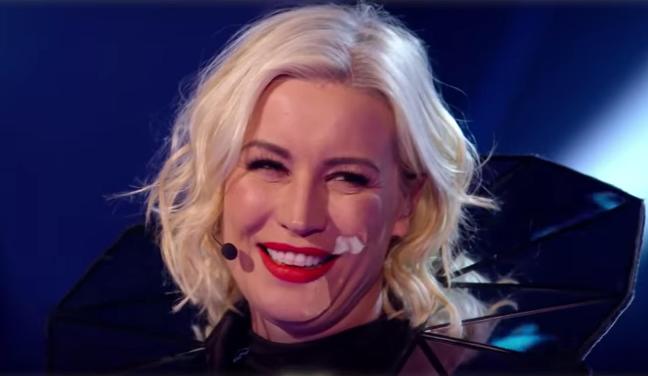 Denise van Outen fans in hysterics as The Masked Singer star pranks her daughter