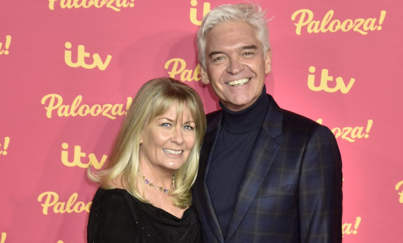 Phillip Schofield's wife Stephanie Lowe vows to stand by him