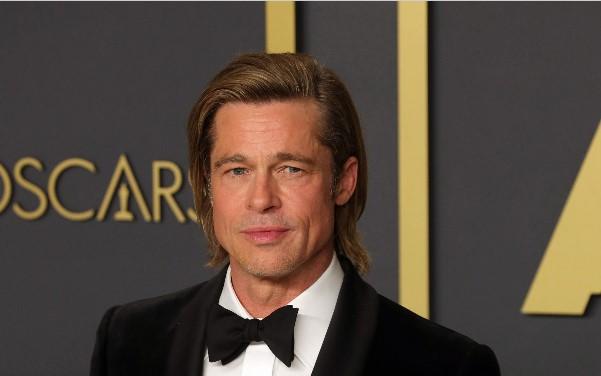 Brad at the Oscars 2020
