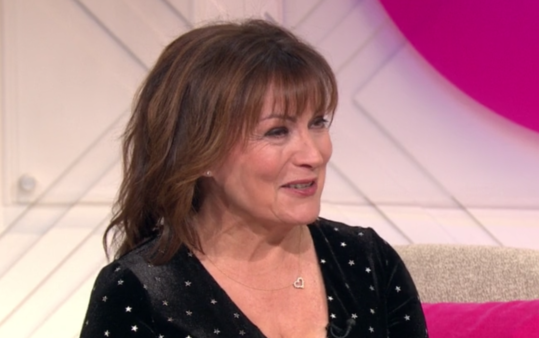Lorraine breaks her silence on Phillip Schofield as she praises him for DOI appearance