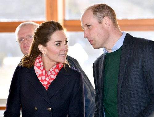 Prince William and Kate Middleton to visit Ireland next month