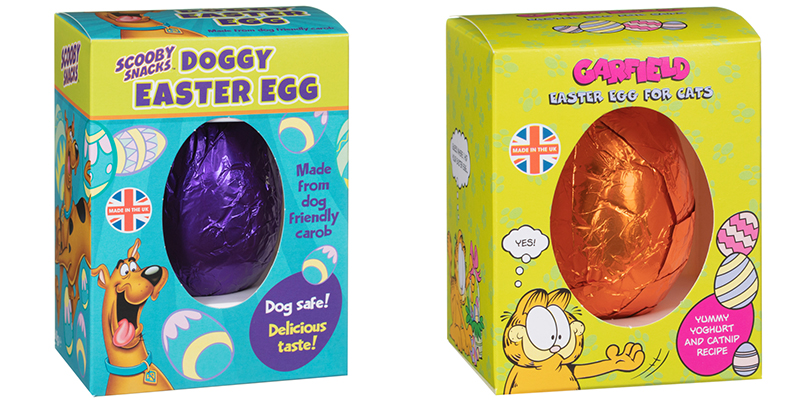 B&M is selling Easter eggs for your dog and cat with prices as low as £1.50