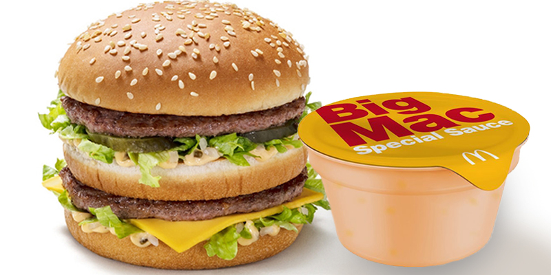 McDonald's Big Mac sauce goes on sale today and the chain is giving away free bottles of the stuff!
