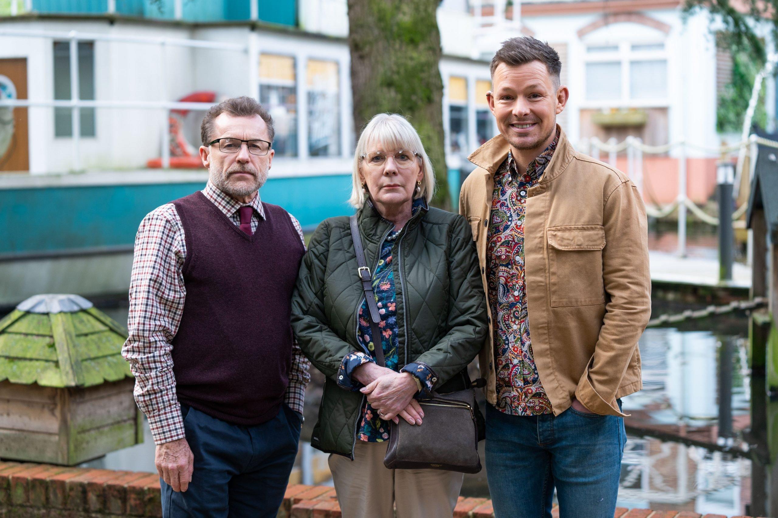 Former Coronation Street star Chris Quinten joins Hollyoaks