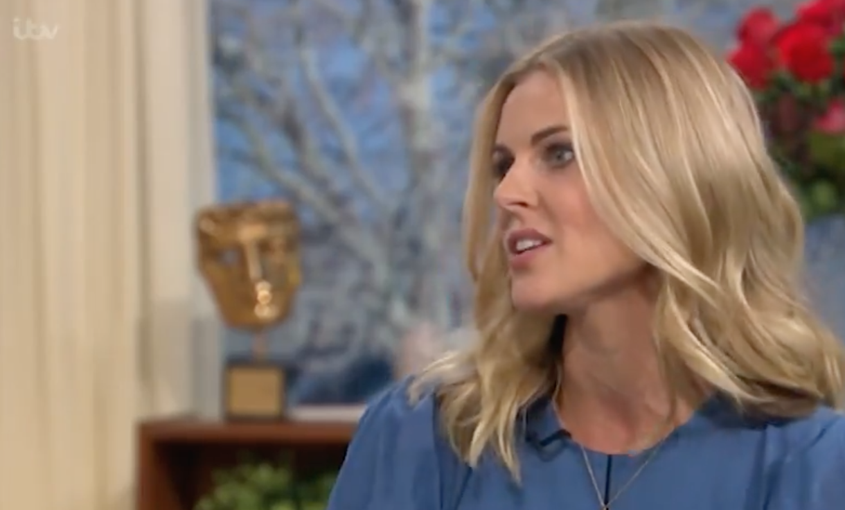 Donna Air drops Geordie twang and confuses This Morning viewers with a 'fake posh' accent