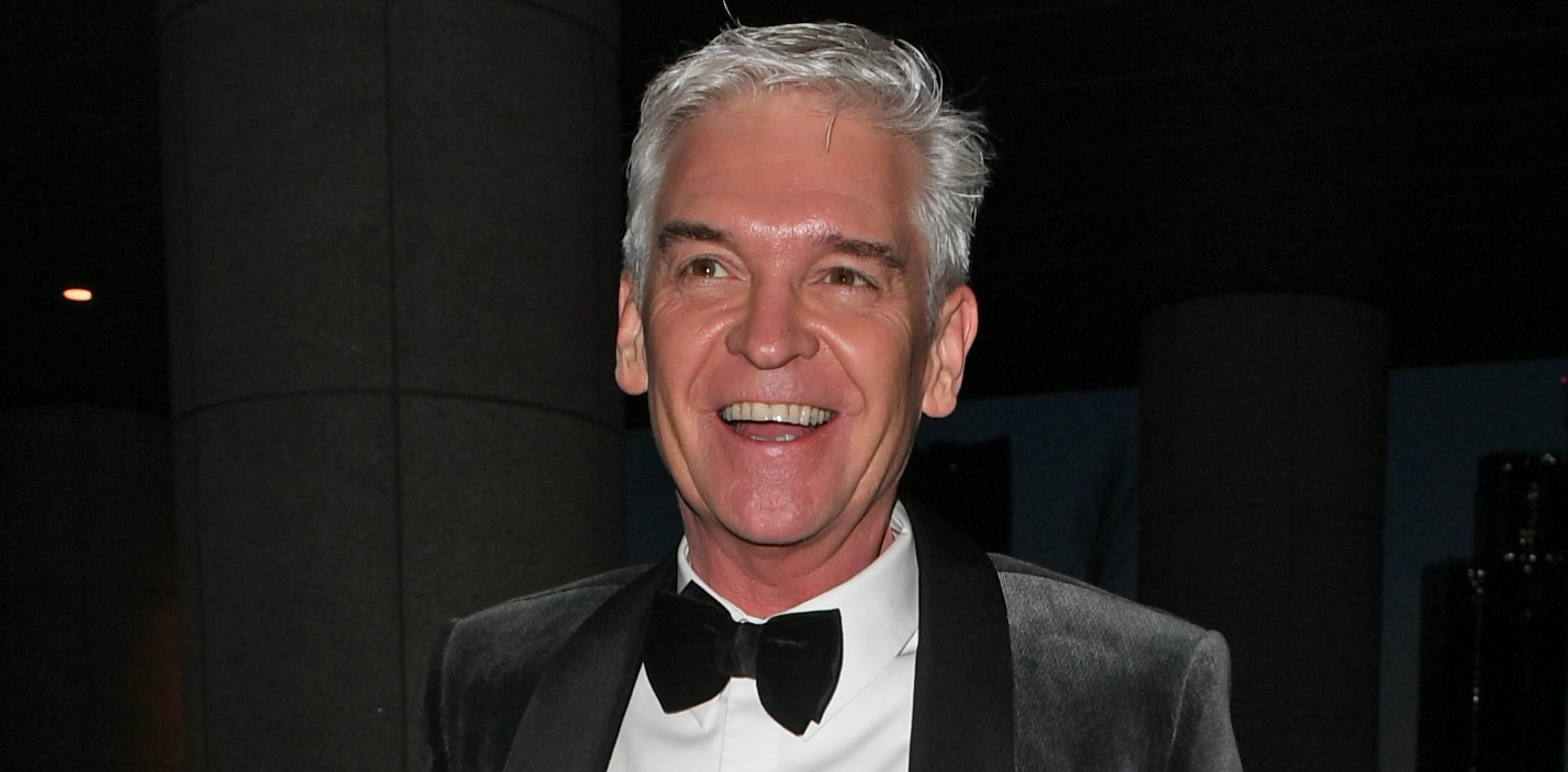 Phillip Schofield 'stopped DOI rehearsals to discuss decision to come out'